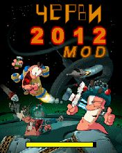Download free Worms 2008: MOD 2012 - java game for mobile phone. Download Worms 2008: MOD 2012