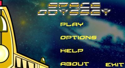 Download free mobile game: Space Odyssey - download free games for mobile phone.