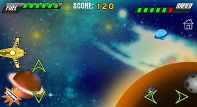 Download free game for mobile phone: Space Odyssey - download mobile games for free.