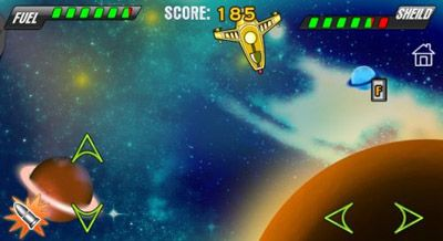 Mobile game Space Odyssey - screenshots. Gameplay Space Odyssey.