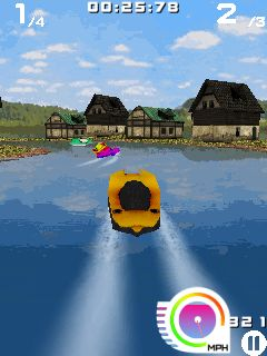 Download free game for mobile phone: 4 in 1 Ultimate Water Sports - download mobile games for free.