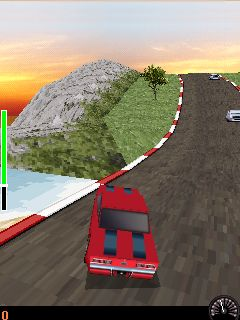 Download free mobile game: Speed Chaser 3D - download free games for mobile phone.