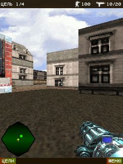 Download free game for mobile phone: Wolfenstein MOD - download mobile games for free.