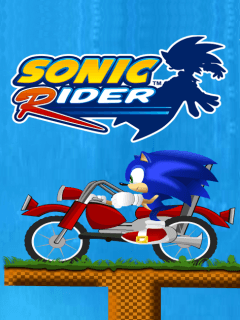 Gravity Defied: Sonic Rider
