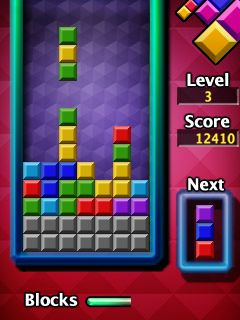 Download free game for mobile phone: Colortrix - download mobile games for free.