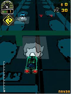Download free game for mobile phone: R.U.S.H. EX: Cartoon mod - download mobile games for free.