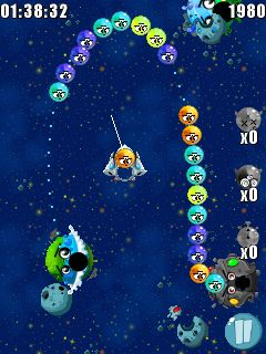 Download free mobile game: Trouble Bubble 2 - download free games for mobile phone.