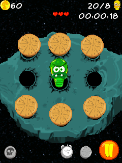 Download free mobile game: Space Bugs - download free games for mobile phone.