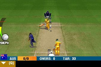 Download free mobile game: IND vs AUS 2013 - download free games for mobile phone.