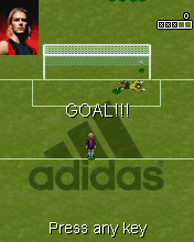 Download free game for mobile phone: Adidas: All-star football - download mobile games for free.