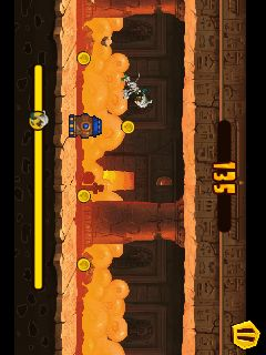 Mobile game Run Mummy Run - screenshots. Gameplay Run Mummy Run.