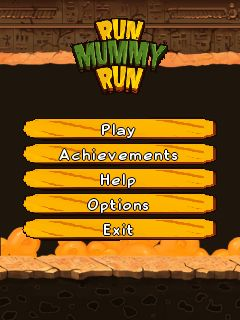 Download free mobile game: Run Mummy Run - download free games for mobile phone.