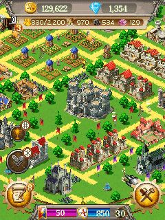 Download free mobile game: Kingdoms & Lords - download free games for mobile phone.