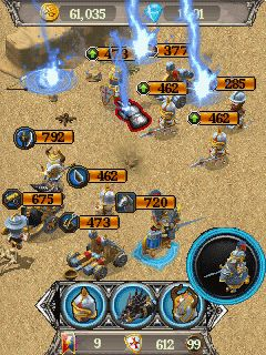 Download free game for mobile phone: Kingdoms & Lords - download mobile games for free.