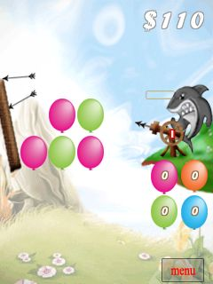Download free mobile game: Bubblex Ballista - download free games for mobile phone.