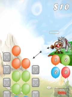 Mobile game Bubblex Ballista - screenshots. Gameplay Bubblex Ballista.