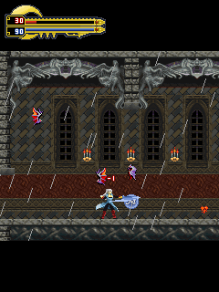 Mobile game Castlevania: Opera - screenshots. Gameplay Castlevania: Opera.