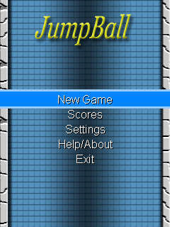 Download free mobile game: JumpBall - download free games for mobile phone.