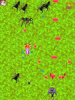 Mobile game Spider Wars - screenshots. Gameplay Spider Wars.