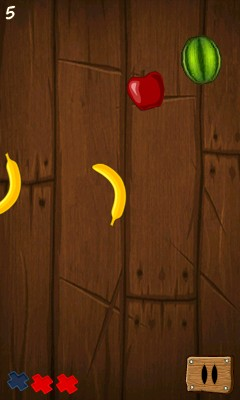 Download free game for mobile phone: Fruit Ninja 4 - download mobile games for free.
