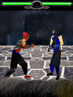 Download free game for mobile phone: Mortal Combat Ultimate 3D - download mobile games for free.