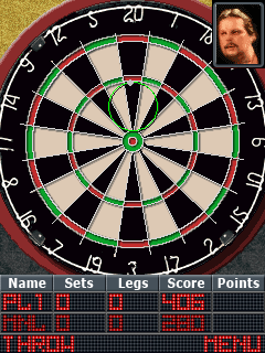 Download free mobile game: Holsten Premier League Darts - download free games for mobile phone.