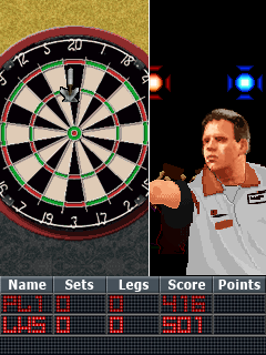 Download free game for mobile phone: Holsten Premier League Darts - download mobile games for free.