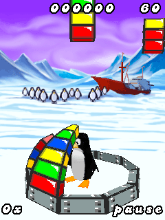 Download free mobile game: Antarctic Challenge 3D - download free games for mobile phone.