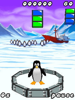 Download free game for mobile phone: Antarctic Challenge 3D - download mobile games for free.