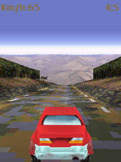 Download free mobile game: Rally 3D - download free games for mobile phone.