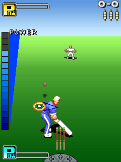 Download free mobile game: Freddie Flintoff: All-Round Cricket - download free games for mobile phone.