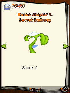 Mobile game Bounce Tales: Travel of Bounce - screenshots. Gameplay Bounce Tales: Travel of Bounce.