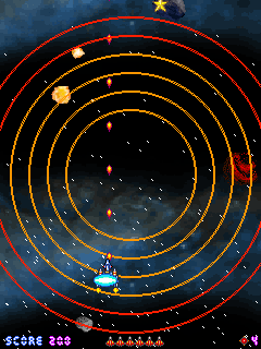 Mobile game Mars Mission - screenshots. Gameplay Mars Mission.