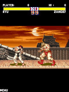 Download free game for mobile phone: Street Fighter 2 - download mobile games for free.