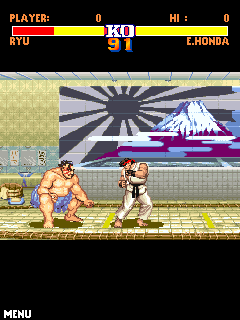 Download free game for mobile phone: Street Fighter 2 Champion Edition - download mobile games for free.