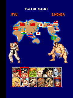 Download free mobile game: Street Fighter 2 Champion Edition - download free games for mobile phone.