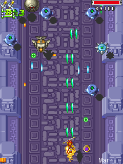 Mobile game West battle - screenshots. Gameplay West battle.