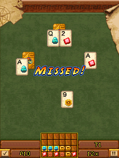 Download free mobile game: Jewel Quest Solitaire - download free games for mobile phone.