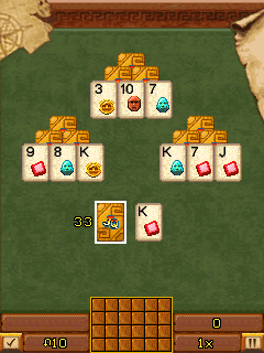 Download free game for mobile phone: Jewel Quest Solitaire - download mobile games for free.