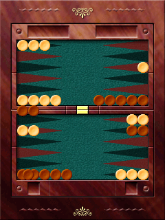Download free mobile game: Elkware's Backgammon - download free games for mobile phone.