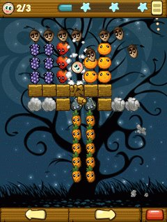 Download free game for mobile phone: 2 in 1 Fruity Fun - download mobile games for free.
