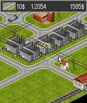 Mobile game City tycoon - screenshots. Gameplay City tycoon.