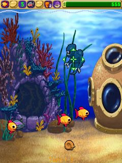 Download free game for mobile phone: Insaniquarium! Deluxe - download mobile games for free.