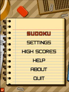 Download free mobile game: Sudoku friends - download free games for mobile phone.