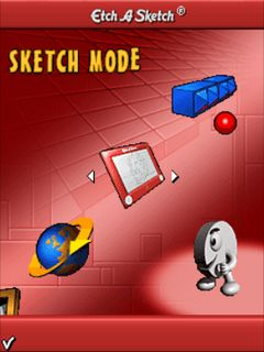 Download free mobile game: Etch a sketch - download free games for mobile phone.