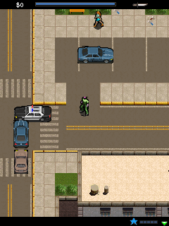 Mobile game Grand theft auto: Chinatown wars - screenshots. Gameplay Grand theft auto: Chinatown wars.