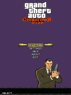 Download free mobile game: Grand theft auto: Chinatown wars - download free games for mobile phone.