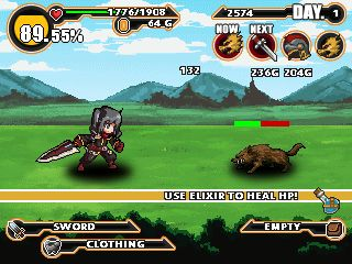Download free mobile game: Trigger knight - download free games for mobile phone.