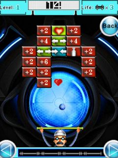 Download free mobile game: Dancing Ball - download free games for mobile phone.