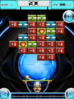 Download free game for mobile phone: Dancing Ball - download mobile games for free.